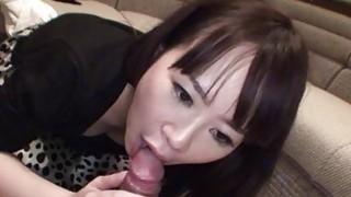 Uncensored Japanese amateur CFNM handjob blowjob_S image