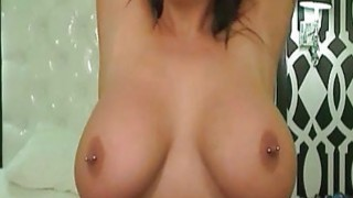 Busty Neighbor With Huge Tits Showing All Shes Got image