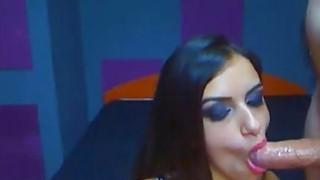Stunning Latina Webcam Girl Has_Talents image