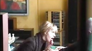 Blow job from Mature French teacher Lilou image