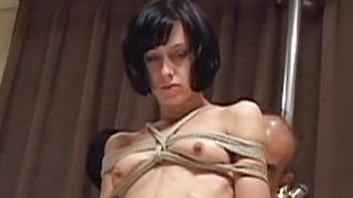 Subtitled Japanese nose BDSM with Elise_Graves image
