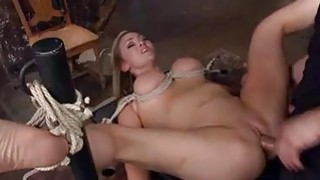 Abbey Brooks and Bill Bailey Bondage Session image