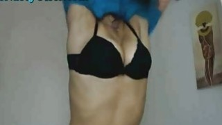 Stunning Webcam Girl Dancing And Stripping image