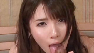 Image: Subtitles Rui Saotome POV gokkun blowjob