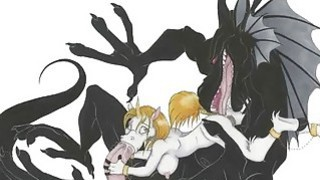 Furry Kink Fantasy Toons! image