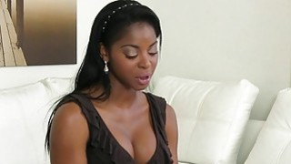 Busty_ebony_gets_licked_in_lesbian_casting image