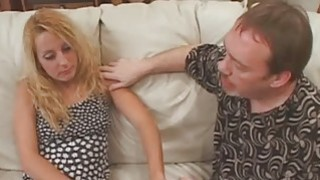 Tiny Tittied Wife Petite Fucked By Big White Cock image