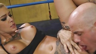 Sexy Kleio Valentien wanting her_pussy to be fucke image