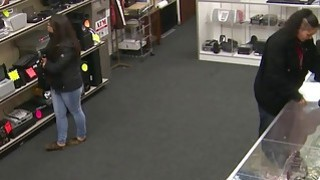 Image: Two Shoplifters Tried To Rip Me Off At The Pawnshop