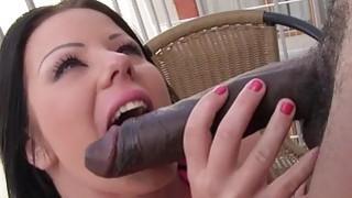 Image: Klaudia Hot Gets Some Big Black Cock