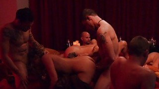 Swingers swap partner and had hot_orgy image