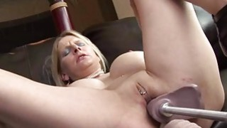 Nikki West Gets Her Holes Drilled By A Fucking Mac image