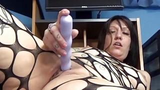 MILF Lexxi Meyers is fucking her plump pussy image