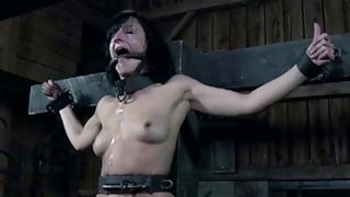 Masked_beauty_with_nude_cunt_acquires_flogging image