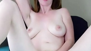 Image: Hairy Pussy Webcam_Toying