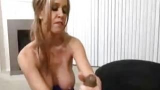 Image: Horny Mom Sucks Cock And Balls Of Her Boyfriend