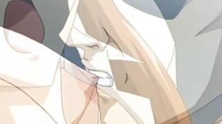 Hentai girl gets fucked rough image