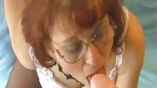 Cum Crazy Granny Is One Package With Many Skills image