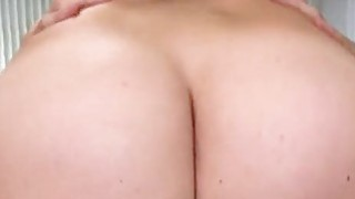 Diamond loves hardcore dick in all her holes image