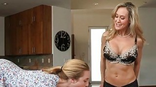 Hunk gets to bang a mature and an delicious honey image