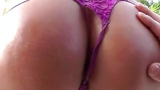 Shyla Stylez is hungry for anal image