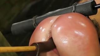 Busty babe Jenna Ashley wants to try_bondage sex action image