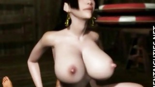 Horny 3D anime_cutie gets_pussy jizzed image