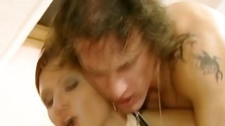 Double Penetration Group Interracial Action With Nasty Whores image