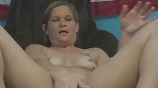 American Milf Knows How To DP Deepthroat And_Fist image