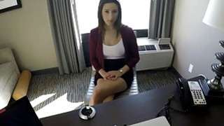 Spy Pov - Fucking coed with big swingers image