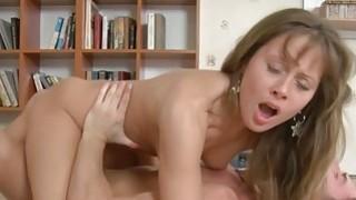 Amateur girl porn with cum shot on face image