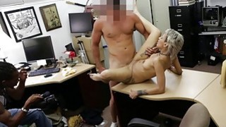Black guy let his GF fucked by pawn guy image
