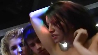 Image: Student party group sex in the bar xxx