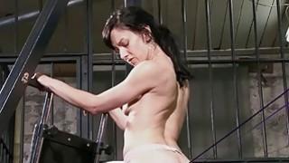 Slave Elise Graves needle bdsm and artistic punish image