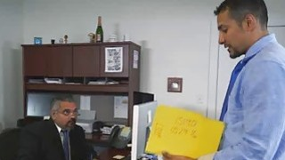 Fucking daddys employee at_work in_office image