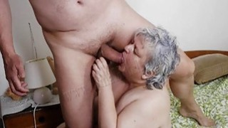 OmaPass Hot grannies showing her wet pussy image