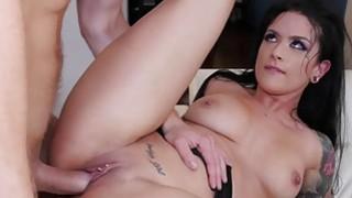 Big tits Katrina Jade wild hardcore fuck image