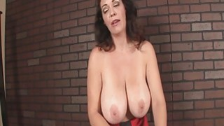 Image: Huge titted massage gets a little rough at the end One happy ending how about two on demand Ouch