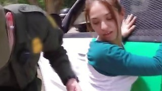 Young_Brunette_Stripper_Is_Taking_Hard_Pussy_Beating_By_The_Car image