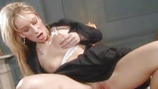 Blonde Anal PORN image