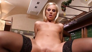 Aletta and Barbie fucked by_2 horny men image