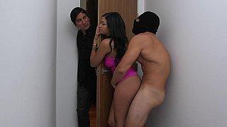 Cheating wife pleasured image