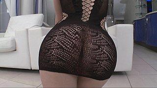 Anal tour de force ~ Hot tuvo sexo anal y no se limpio los mecos de su culo Mp4 clips image