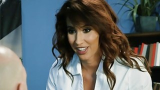 Latina office milf Isis Love leaks valuable company info image
