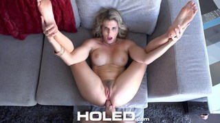 Sexy mom gives her son some ass image