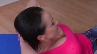 Stunning Big Tits Babe Sandra image