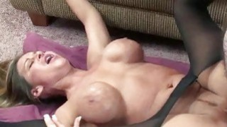Leeanna Heart is taking on a stiff cock image