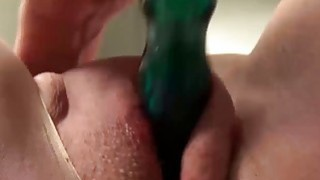 Image: USAWives mature lady Jade solo masturbation