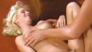 Image: Bunny Bleu  Blonde Bimbo Playing With A Long Cock
