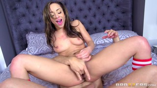 Teanna Trump grabbed by the pussy image
